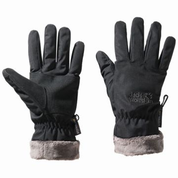 כפפות-STORMLOCK HIGHLOFT GLOVE WOMEN-STORMLOCK HIGHLOFT GLOVE WOMEN-BLACK-L