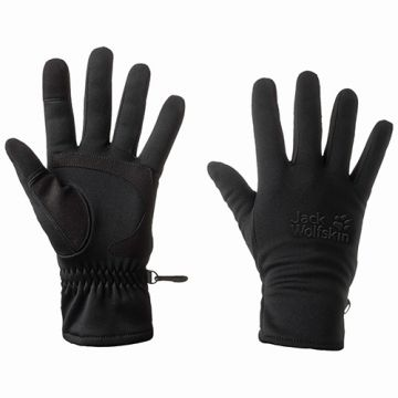 DYNAMIC TOUCH GLOVE-BLACK-XS
