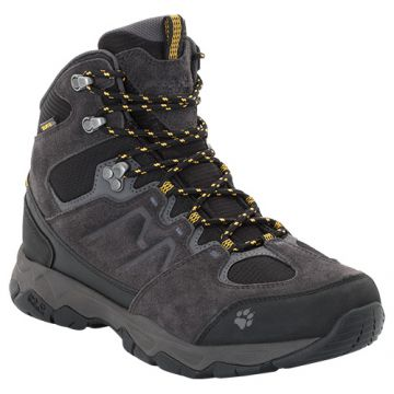 נעל - MTN ATTACK 6 TEXAPORE MID M-BURLY YELLOW