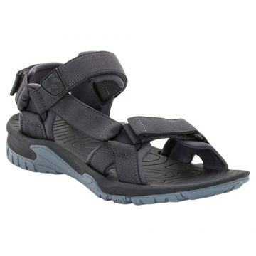 סנדל-LAKEWOOD RIDE SANDAL M EBONY 9