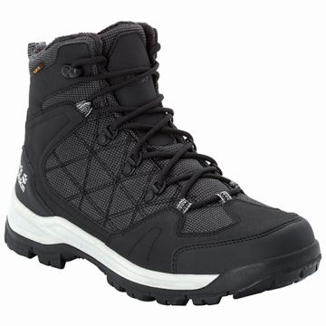 COLD TERRAIN TEXAPORE MID M BLACK / OFF-WHITE 12  נעל