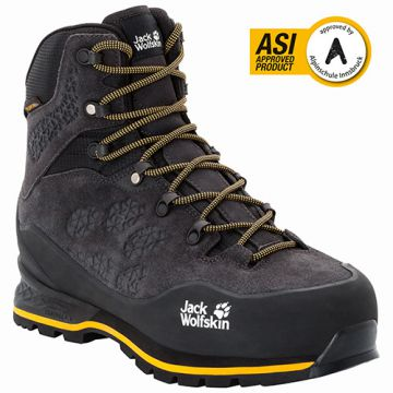 WILDERNESS XT TEXAPORE MID M PHANTOM / BURLY YELLOW XT 13  נעל