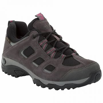 VOJO HIKE 2 TEXAPORE LOW W DARK STEEL / BLACK 7.5   נעל