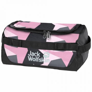 תיק רחצה EXPEDITION WASH BAG PINK GEO BLOCK ONE SIZE Unisex