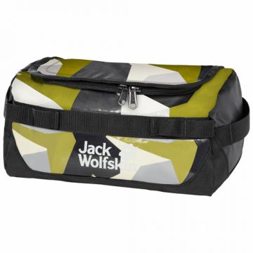 תיק רחצה EXPEDITION WASH BAG GREEN GEO BLOCK ONE SIZE Unisex