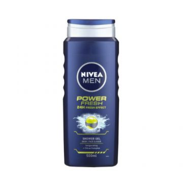 ג'ל רחצה לגבר NIVEA POWER