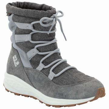 נעל 8 Women grey / white NEVADA TEXAPORE MID W