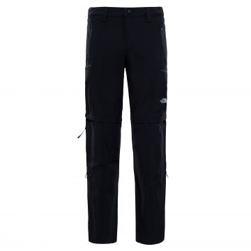 מכנס M EXPLORATION CONVERTIBLE PANT 32 שחור חדש